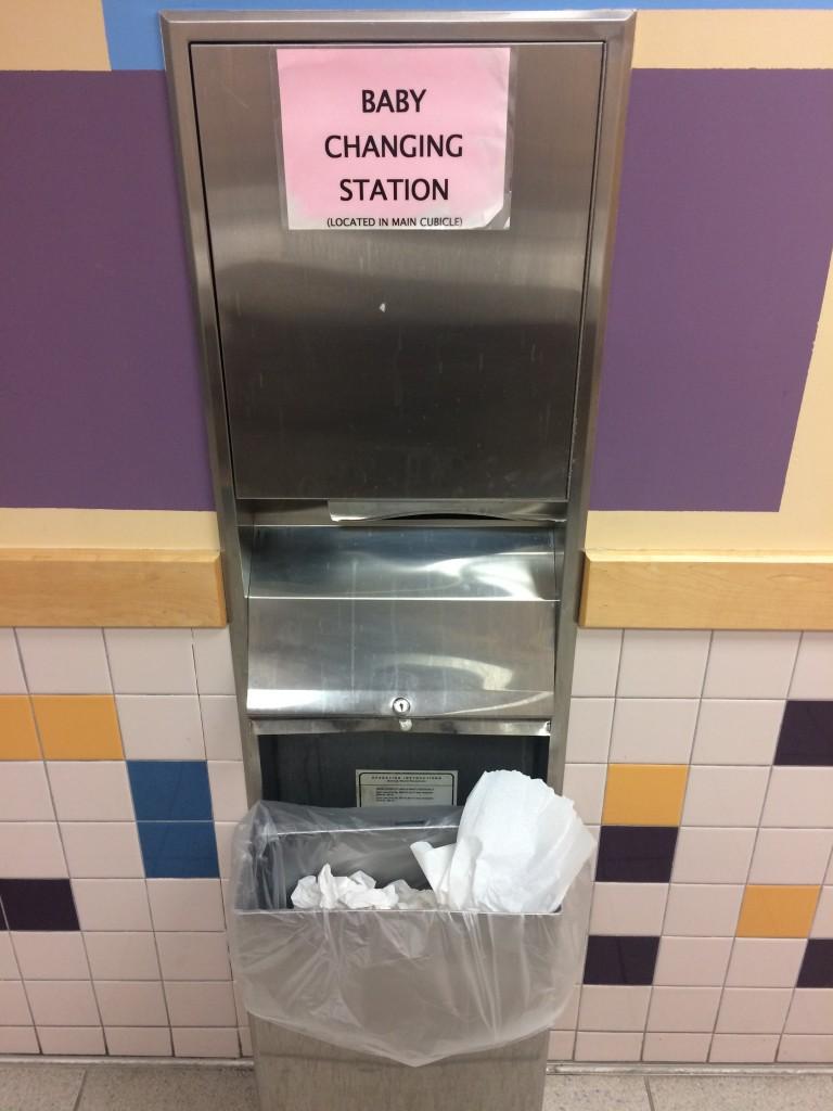 change station